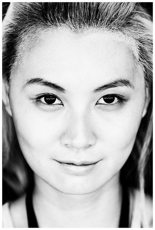 Bingyang Liu Model & Pianistin - Fotograf Binh Truong Berlin