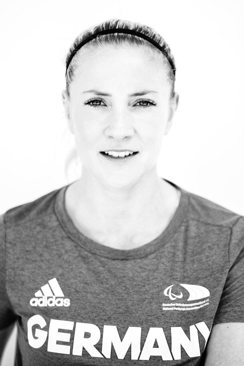 Edina Müller Paralympics Parakanu Fotograf Berlin Binh Truong