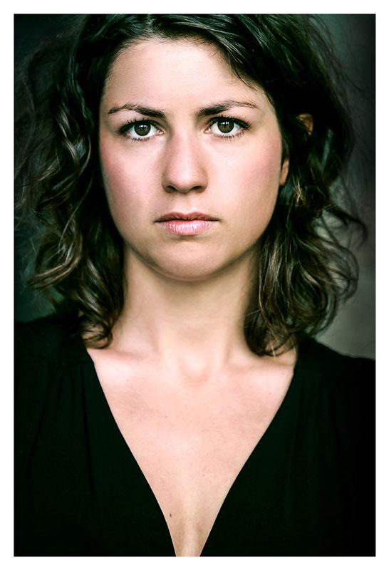 Eva Meckbach Schauspielerin-Fotograf Binh Truong Berlin