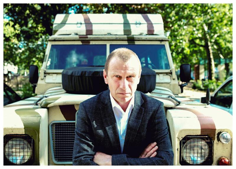 Jevgenij Sitochin Schauspieler Berlin Fotograf Binh Truong