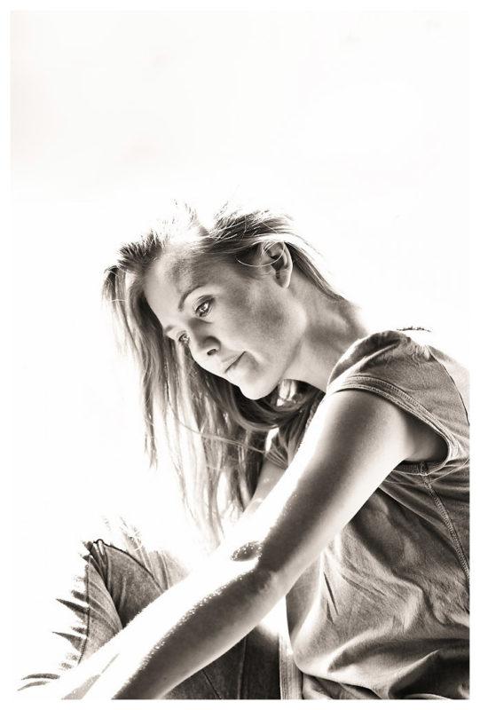 Pauline Knof Schauspielerin Berlin Fotograf Binh Truong