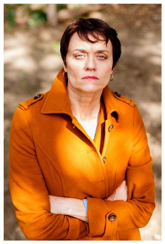 Sabine Winterfeldt Schauspielerin - Fotograf Binh Truong Berlin