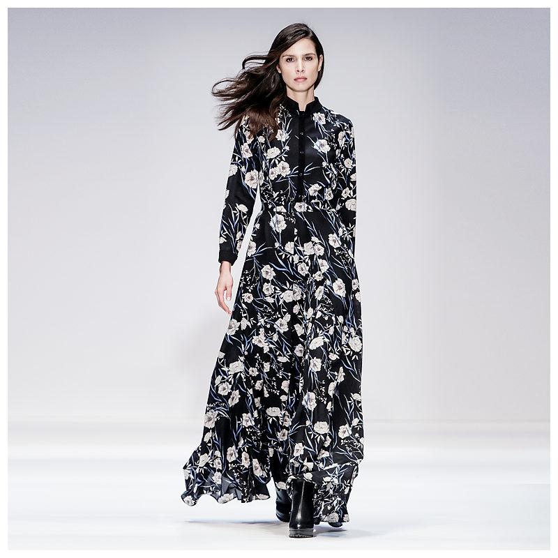 Maisonnoée - Model Brenda Kranz für Designer Sophie Oemus